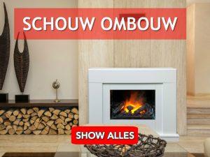 Aflamo Dimplex Faber schouwombouw fireplace